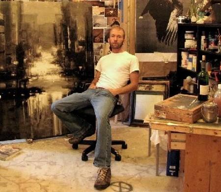 Artist Jeremy Mann