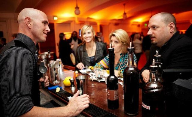 Drambuie Nail or Fail Bartender Showdown in San Francisco, photo by Gwen Rogers