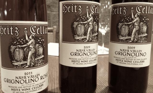 Heitz Grignolino