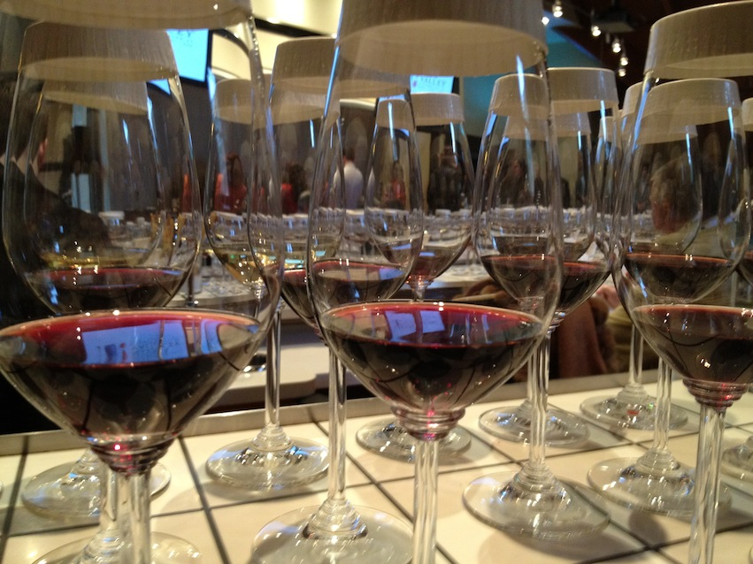 Flight of Napa Valley Cabernet Sauvignon